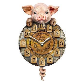 Nemesis Nu Piggin Tickin Klok