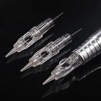 Easy Click Permanent Makeup Needles For Tattoo Cartridge Rotary Swiss Machine