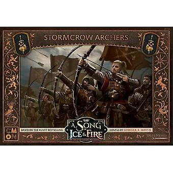 Neutral Stormcrow Archers A Song Of Ice and Fire Expansion Pack
