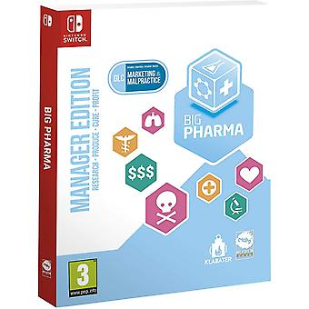 Big Pharma Special Edition Switch Game