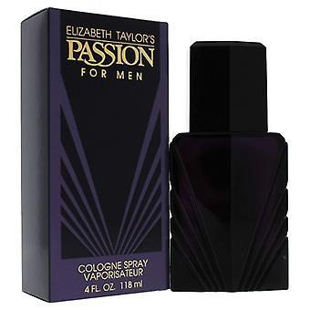 Elizabeth Taylor Passion For Men Cologne 118ml