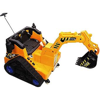 Electric digger with 360 degree Spin and working bucket  12 Volt for 3years +