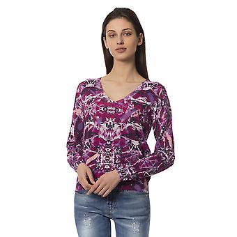 Pullover Violet Frankie Morello Woman
