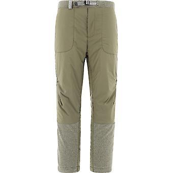 E Wander 5740232028khaki Men's Calças verdes de poliéster