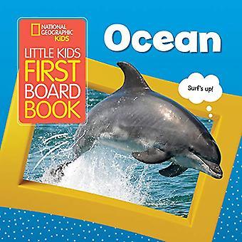 National Geographic Kids Little Kids First Board Book: Ocean