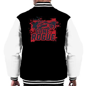 Fast and Furious The Fate Gone Rogue Men's Varsity Jacket