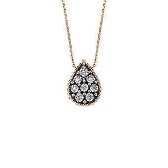 Diamanten halsketting