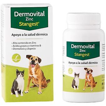 Stanvet Dermovital Zinc 60Tabs (Dogs , Supplements)