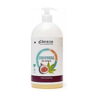 Family size shampoo / Fig & Hemp 950 ml