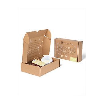 Biobox Ginger - Revitalizing Body Box Body cream 75 ml + Soap 100g + Small gift box