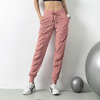 Women Quick Dry Athletic Sweatpants With 2 Side Pockets