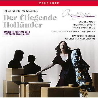 Wagner - Der Fliegende Hollander [CD] USA import