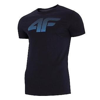 4F TSM302 NOSD4TSM30231S universal ympäri vuoden miesten t-paita