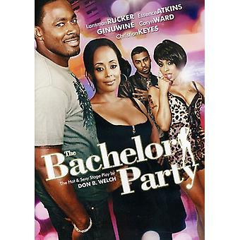 Bachelor Party [DVD] USA import