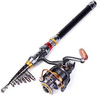 Spinning Fishing Combo Rod