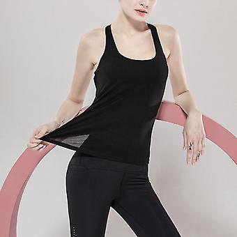 Naiset Slim Yoga Fitness Urheilu Top Q84