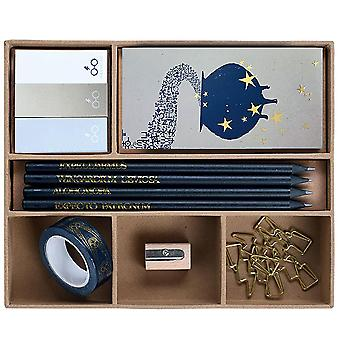 Harry Potter Spells Stationery Set