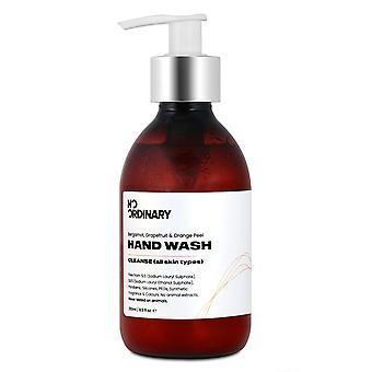 Puhdistus - Ei tavallista käsienpesua kaikille ihotyypeille