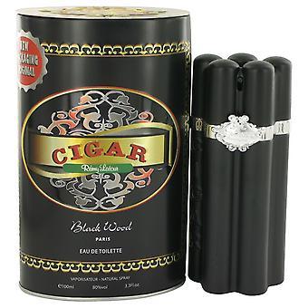 Cigar Black Wood by Remy Latour Eau De Toilette Spray 3.3 oz / 100 ml (Men)