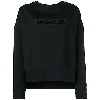 Moncler Logo Patch Sudadera