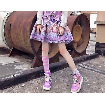 Style High Help Bowknot Princess Shoes