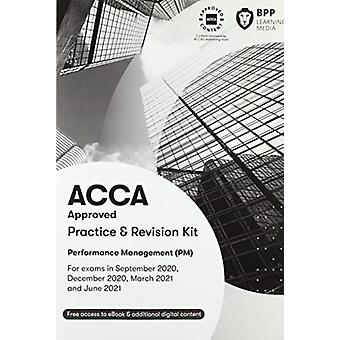 ACCA Performance Management  Practice and Revision Kit by BPP Learning Media