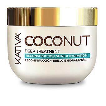 Hair Mask Kativa Coconut (250 ml)