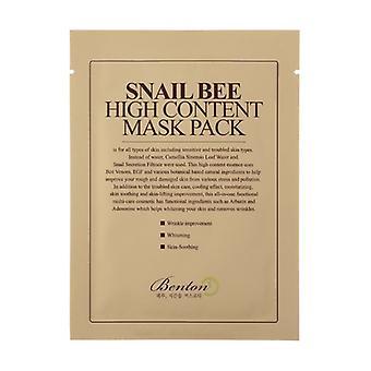 Mask Snail Bee High Content 20 g