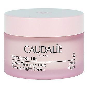 Night Cream Resveratrol Lift Caudalie Versteviging (50 ml)
