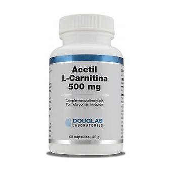 Acetyl-L-Carnitine 60 capsules (500mg)