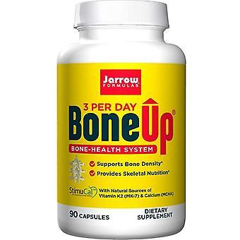 Jarrow Formulas BoneUp Three Per Day Caps 90