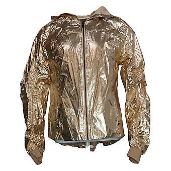 G بواسطة جوليانا المرأة & apos;ق سترة معدنية Lightweigt الذهب مقنع 647170