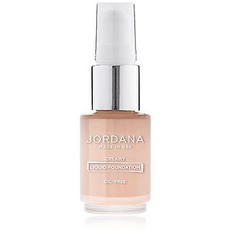 Jordana Kosmetika Basisfl?ssigkeit mit Pumpe Varm Beige