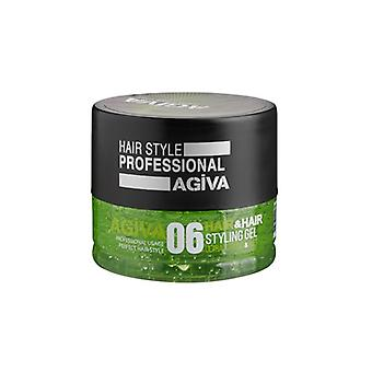 Agiva Ultra Strong Wet Gel para el Cabello 06