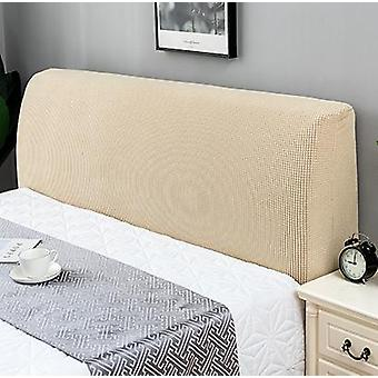 Modern And Simple All-inclusive Dust Cover Polar Fleece Bed Head Elastic Protective Cover
