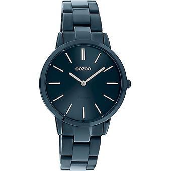 OOZOO Wristwatch Vintage Women's Dark Blue C20108