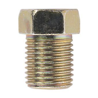 Sealey Bn10100Ft Brake Pipe Mutter M10 X 1Mm Vollgewinde männlichen Packung 25
