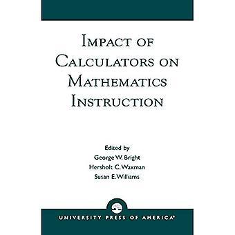 Impact van rekenmachines op wiskunde-instructie