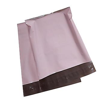 Light Pink Poly Mailer Self Adhesive Post Mailing Package