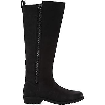 Teva Women's Ellery Tall Waterproof Burnished Boots Knee High