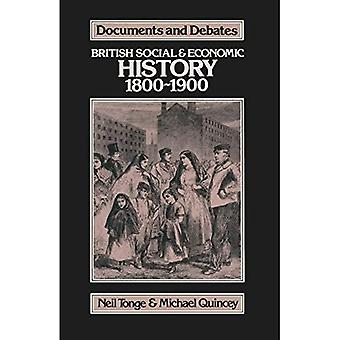 British Social and Economic� History 1800-1900 (Documents and Debates)