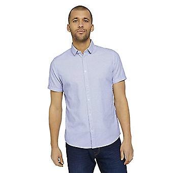 Tom Tailor 1024749 T-paita, 25870-Valkoinen Laivasto Rakenne, L Miesten