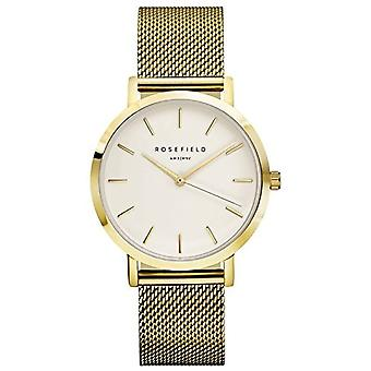 Rosefield Analog Watch Quartz Woman with Stainless Steel Strap MWGM41