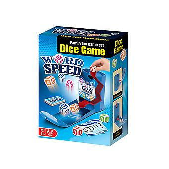 Word Speed Family Party Game Creative Toy