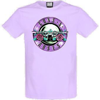 Förstärkta vapen N Rosor Tonal Bullet T-Shirt