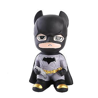 New Batman Cartoon Piggy Bank Avengers Piggy Bank Money Box ES9327