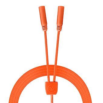 Urbanz INC-235S-P6NR Incredi-Cabluri 3.5mm Splitter audio cu fir - Neon Red