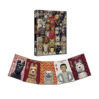 Wyspa psów DVD