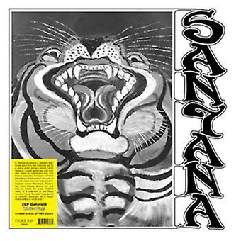 Santana Lp - Tiikerin pää (valkoinen vinyyli)