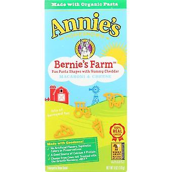 Annie's Homegrown Mac & Chs Bernies Farm, Case of 12 X 6 Oz